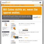 Usedsoft startet Onlineshop für Volumenlizenzen