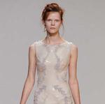 Designer-Kleid aus dem 3D-Drucker
