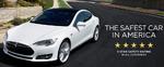 Crashtest-Rekord für Tesla S