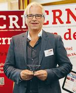 Hardy Köhler erhält von CRN einen Preis