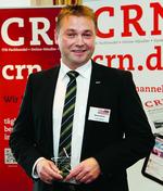 Günther Scholz erhält den Channel-Award für seine Mission
