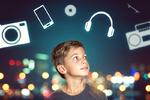 Elektronische Bescherung für Kids