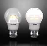 Osram zeigt stylische LED-Produkt-Highlights