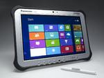 Panasonic greift mit Toughpads an
