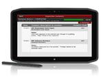 Robustes Windows-Tablet