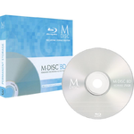 MediaCom vertreibt M-Disc Blu-ray exklusiv