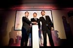 Huawei drängt an die globale IT-Spitze