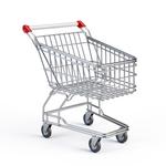 Wenn der Einkaufswagen den Warenpreis ausrechnet
