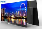 Haier bringt Curved- und OLED-Bildschirme