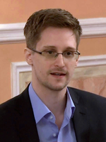 World Hosting Days mit Edward Snowden