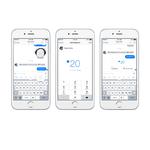 Geld überweisen per Facebook-Messenger