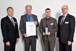 Systemhaus erhält Auszeichnung der Reifenhäuser Gruppe