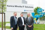 Aus Raber+Märcker wird Konica Minolta IT Solutions