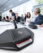 Drahtlose Meetings ohne Interferenzen