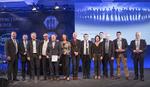 Bilder von der Verleihung der EMC Partner Awards
