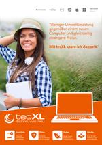 Neue Serviceangebote für tecXL-Partner