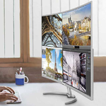 4K-Curved-Monitor im XXL-Format