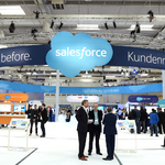 Salesforce wird CEBIT-Premiumpartner