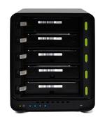 Drobo bringt Speicher mit automatischem RAID und USB Typ-C