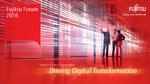 Fujitsu zeigt Infrastruktur für die digitale Zukunft