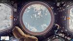 Street View auf der ISS