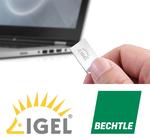 Igel und Bechtle bieten »Client as a Service« an