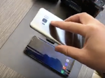Biometrie-Panne bei Samsungs Galaxy S8