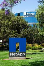 Flash und Cloud stimmen NetApp froh