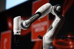 Geschäfte mit Robotern laufen auf Hochtouren