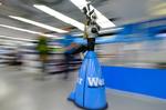 Service-Roboter im Einzelhandel