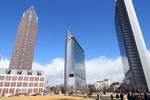 Frankfurt buhlt um Start-ups