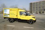 Höhere Kaufprämie für E-Kleintransporter geplant