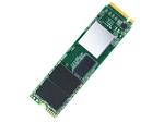 Transcend-SSD mit NVMe und 3D MLC-Flash