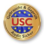 U-S-C garantiert Audit-Sicherheit