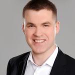 Christopher Wasserberg wird Account Manager B2C