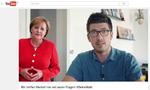 Merkel und die Generation YouTube