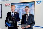 Bosch und SAP bringen ihre Stärken zusammen