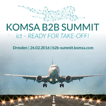 Komsa lädt zum »B2B Summit«