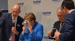 Merkel fordert mehr Tempo