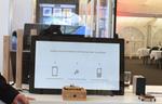Michael Telecom zeigt kleinsten Shop der Welt