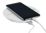 Backup- und Lade-Station für Smartphones