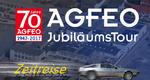 Agfeo geht auf Jubiläums-Tour