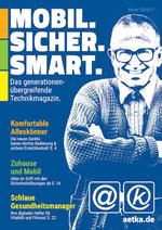 Neustart für Aetka-Senioren-Technikmagazin