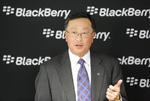 Blackberry baut auf Security statt auf Smartphones