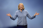 Das sind die Top-Manager von Hewlett-Packard Enterprise und HP Inc