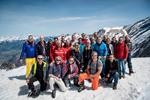 Sonniger Ski-Spaß für den Channel