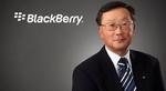 Blackberry mit kleinem Gewinn trotz Konzernumbau