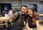 Apple macht für zwei Wochen Läden dicht