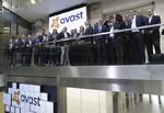 Avast geht an die Börse
