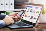 Massive Umsatzrückgänge im Online-Handel
